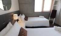 Yume Basho Twin Bedroom | Lower Hirafu Village, Niseko