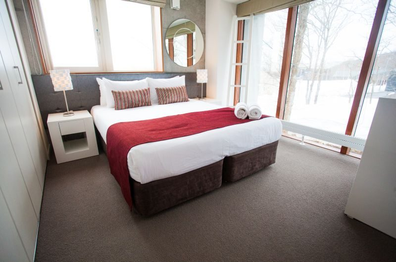 Yume Basho Bedroom | Lower Hirafu Village, Niseko