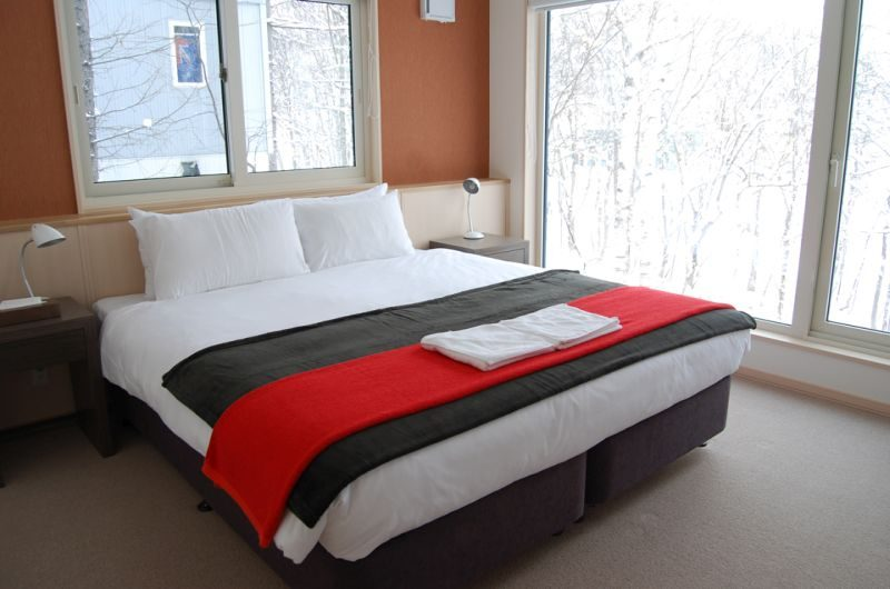 Yutaka Townhouses Bedroom | Middle Hirafu Village, Niseko