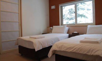 Yutaka Townhouses Bedroom | Middle Hirafu Village, Niseko
