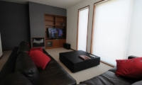 Yutaka Townhouses Living Room | Middle Hirafu Village, Niseko