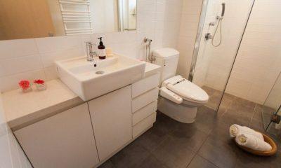 Yutaka Townhouses Bathroom | Middle Hirafu Village, Niseko