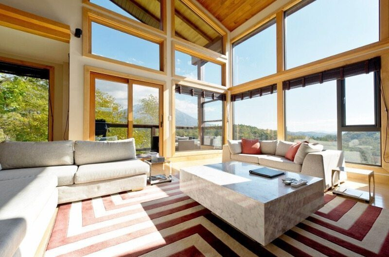 Zekkei Living Room | Lower Hirafu Village, Niseko
