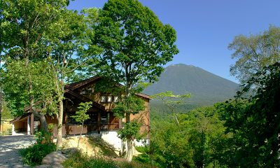 Zekkei Building with Mt Yotei View | Hirafu, Niseko
