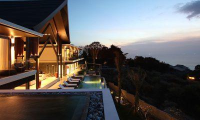 Villa Saan Night View | Kamala, Phuket