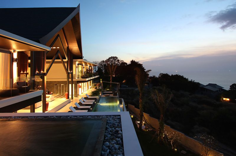 Villa Saan Night View | Kamala, Phuket