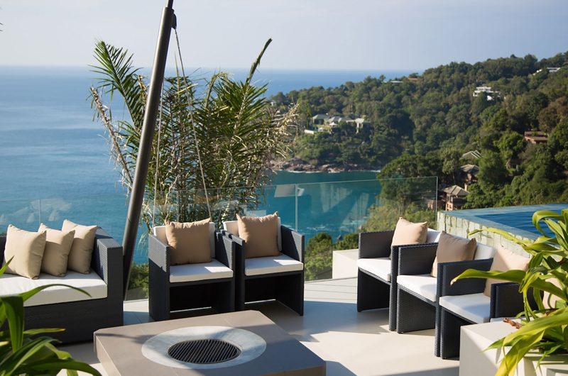 Villa Saan Lounge Area | Kamala, Phuket