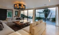 Villa Saan Indoor Seating Area | Kamala, Phuket