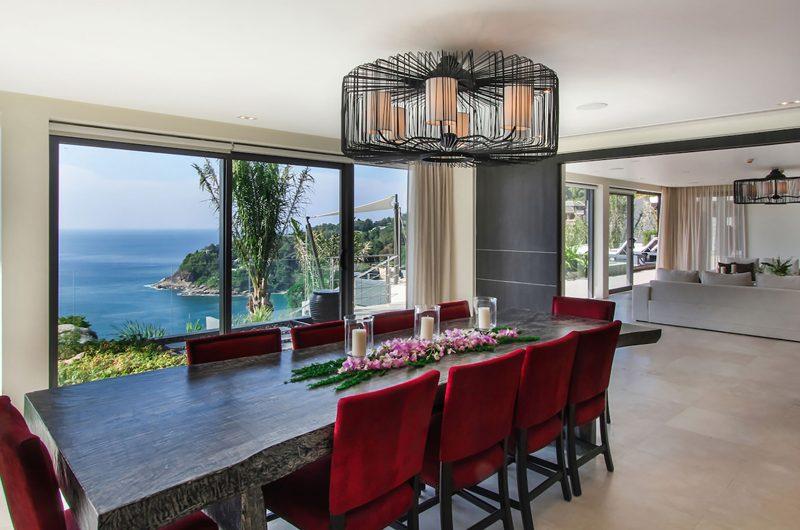 Villa Saan Dining Area | Kamala, Phuket