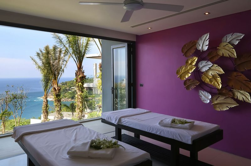 Villa Saan Spa with Ocean View | Kamala, Phuket