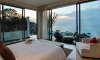 Villa Saan Bedroom and Balcony | Kamala, Phuket