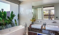 Villa Saan His and Hers Bathroom | Kamala, Phuket