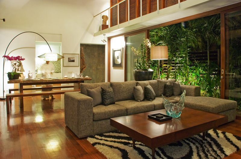 Kei Villas Living Pavilion | Petitenget, Bali