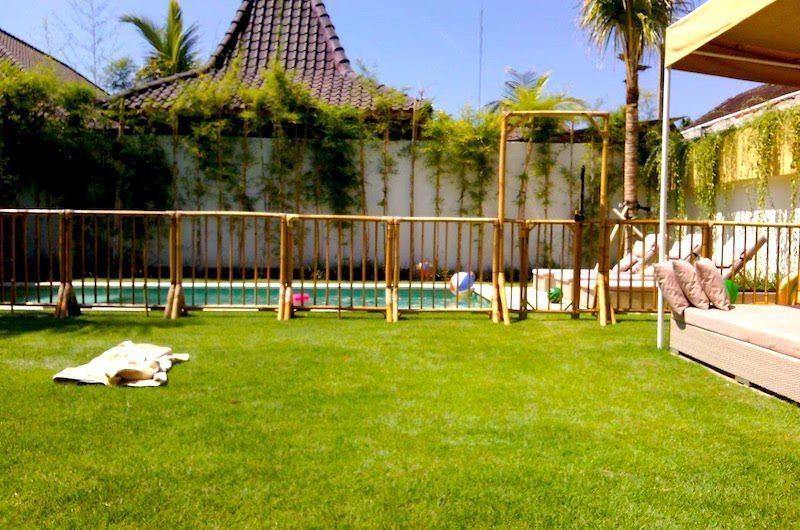 Sahana Villas Pool Fence