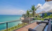 Villa Aum Outdoor Lounge | Uluwatu, Bali