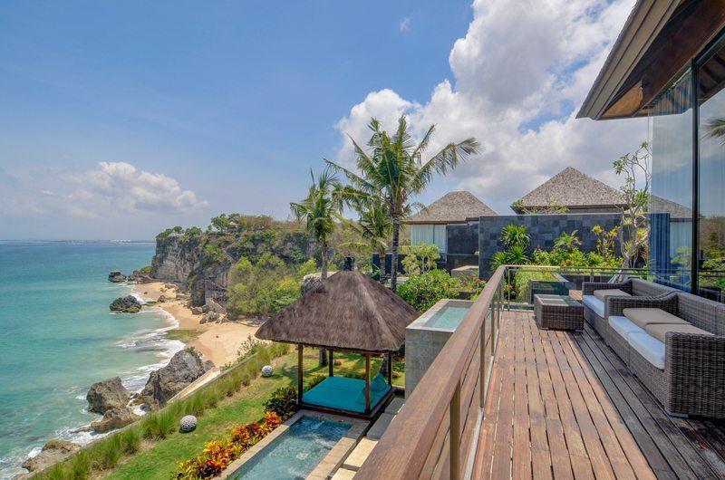 Villa Aum Balcony | Uluwatu, Bali