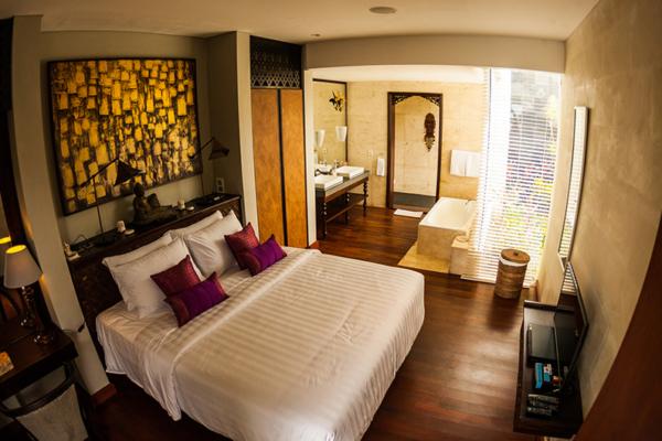 Villa Aum Bedroom with Ensuite Bathroom | Uluwatu, Bali