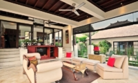Villa Lehaleha Living Room   Sanur, Bali