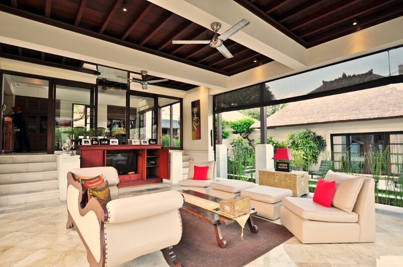 Villa Lehaleha Living Room | Sanur, Bali