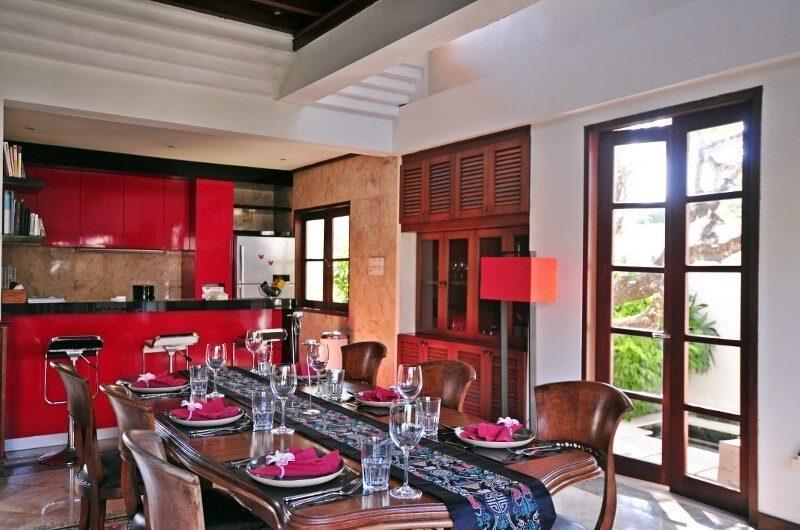 Villa Lehaleha Dining Room   Sanur, Bali