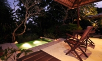 Villa Lehaleha Outdoor Seating   Sanur, Bali