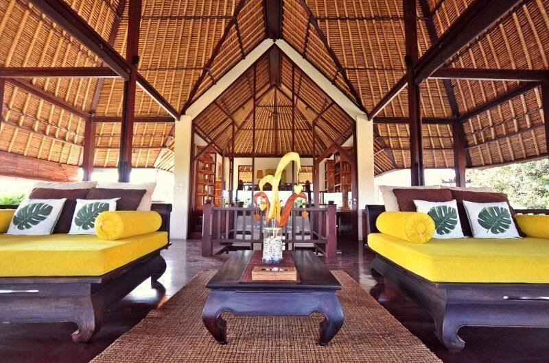 Villa Lehaleha Seating   Sanur, Bali
