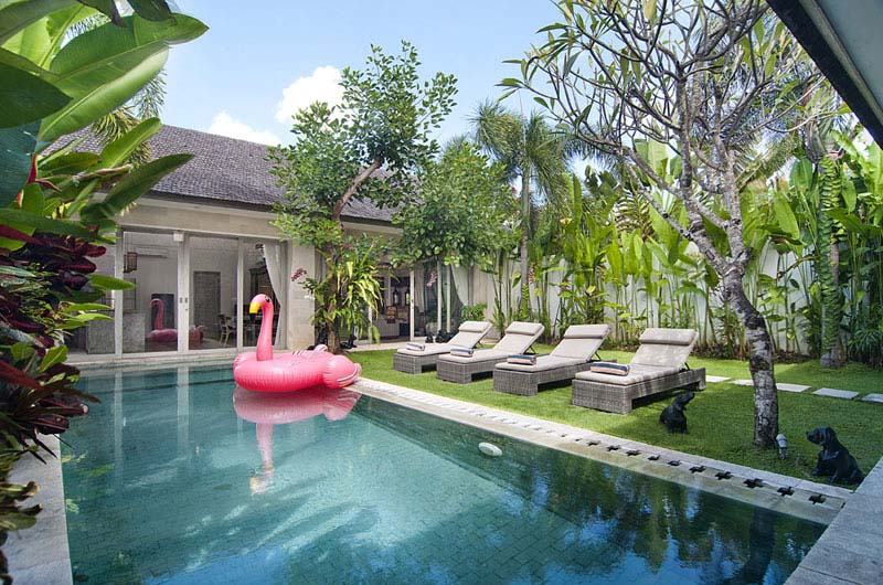 Villa Mia Swimming Pool | Canggu, Bali