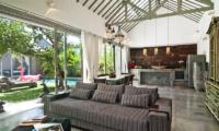 Villa Mia Living Area | Canggu, Bali