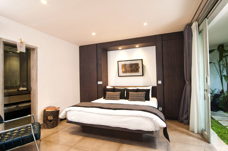 Villa Mia Bedroom with Garden View | Canggu, Bali