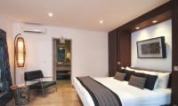 Villa Mia Bedroom with Seating Area | Canggu, Bali