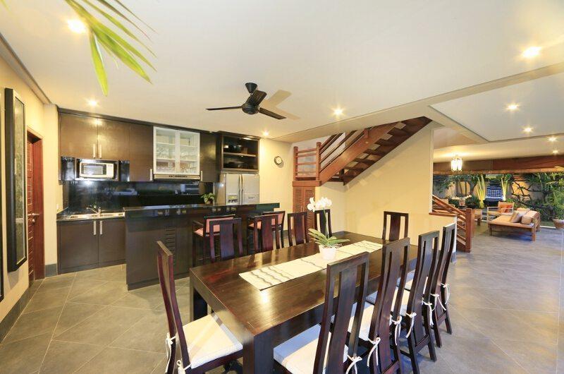 Villa M Petitenget Dining Room | Petitenget, Bali