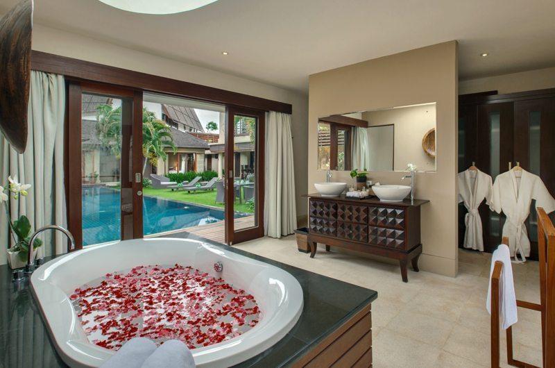 Villa M Bali Seminyak Master Bathroom | Petitenget, Bali