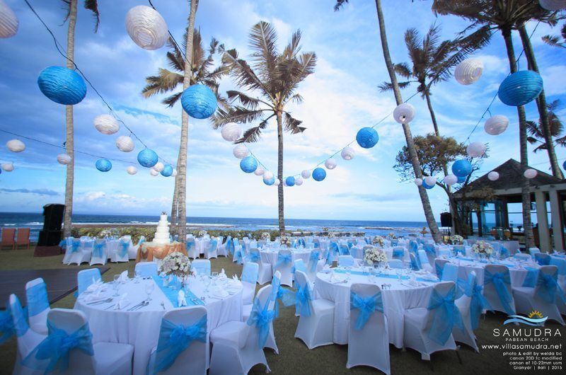 Villa Samudra Sanur Wedding Decor | Sanur, Bali