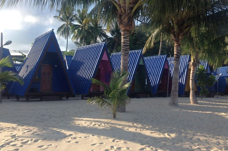Koh Samui Beach Tents
