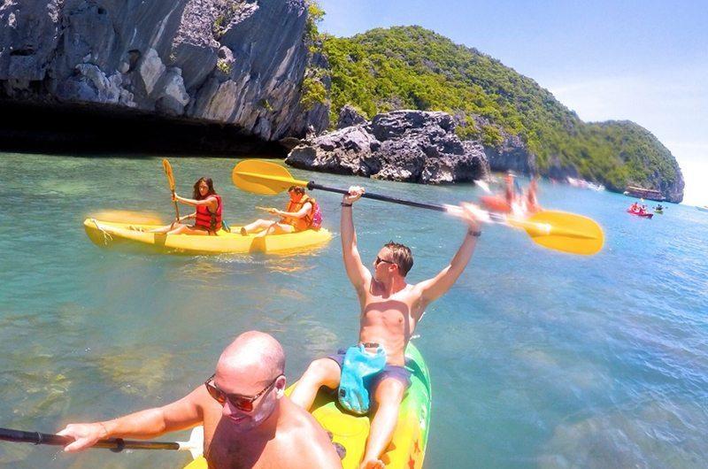 Boat Trips Koh Samui