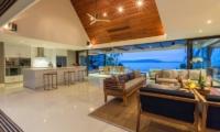 Baan Capo Living Room | Koh Samui, Thailand