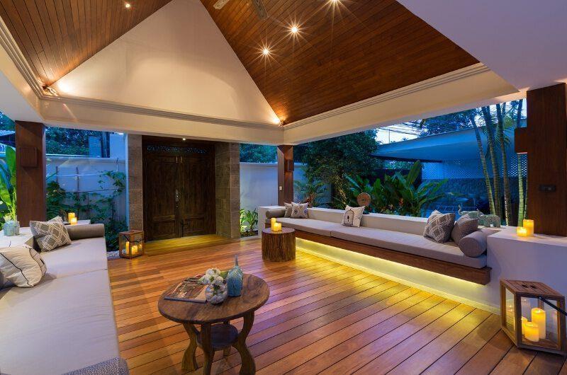 Baan Capo Lounge Area | Koh Samui, Thailand