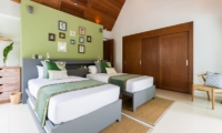 Baan Capo Twin Room | Koh Samui, Thailand