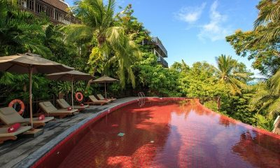 Baan Hansa Inter Continental Resort's Shared Swimming Pool | Koh Samui, Thailand