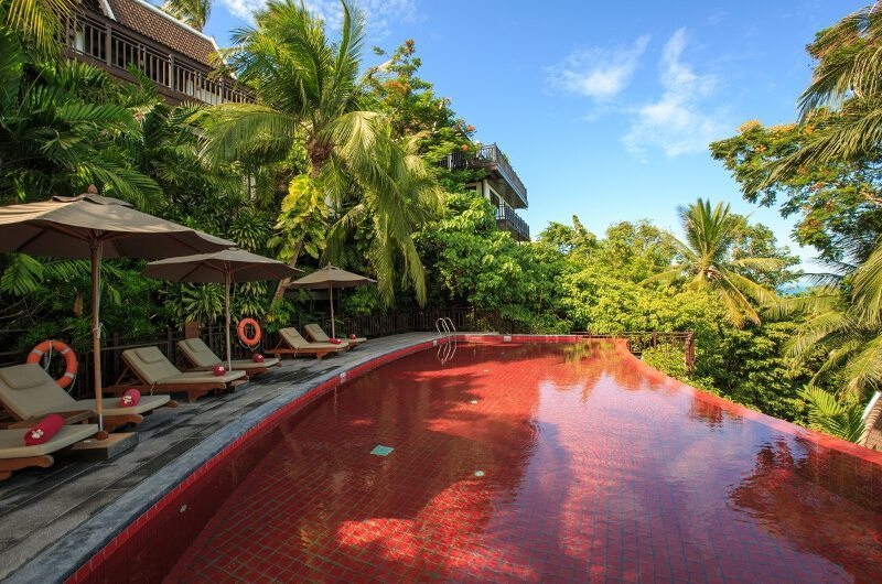 Baan Hansa Swimming Pool | Koh Samui, Thailand