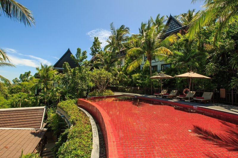 Baan Hansa Inter Continental Resort's Shared Pools | Koh Samui, Thailand