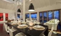 Baan Hansa Dining Room | Koh Samui, Thailand