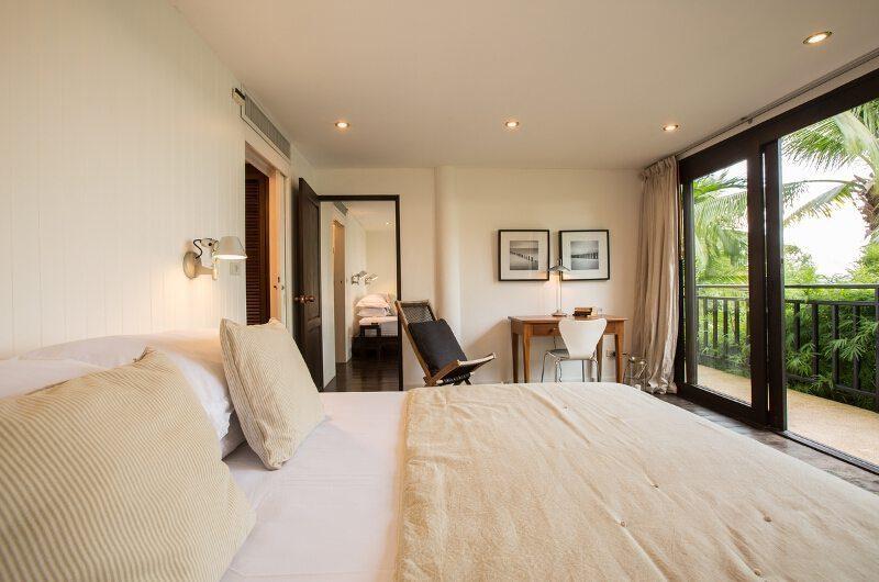 Baan Hansa Master Bedroom   Koh Samui, Thailand