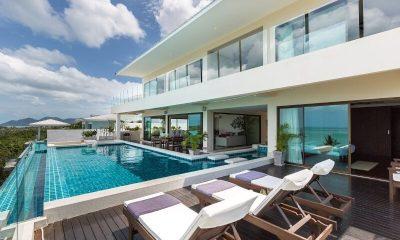 Sukham Infinity Pool | Koh Samui, Thailand