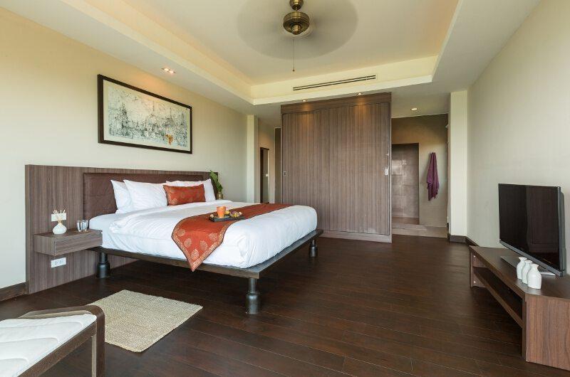 Sukham Master Bedroom   Koh Samui, Thailand