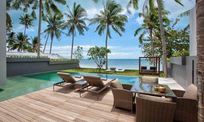 Villa Neung Outdoor Seating | Koh Samui, Thailand