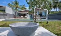 Villa Neung Outdoor Bathtub | Koh Samui, Thailand
