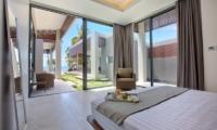 Villa Neung Bedroom View | Koh Samui, Thailand