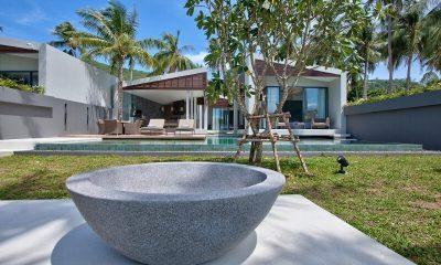 Villa Soong Outdoor Bathtub   Koh Samui, Thailand