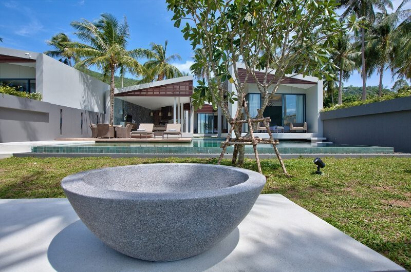 Villa Soong Outdoor Bathtub | Koh Samui, Thailand